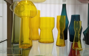 Leerdam, industrieel glas